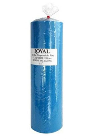 Roll Disposable Bags Blue 55cm (Japan)