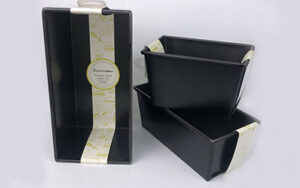 Bread Loaf Pan Single - Set Of 3 - 3 ONLY AVAILABLE