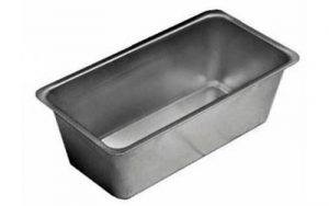 Bread Loaf Pan Tin Plate - BC5510 - Mini-Size