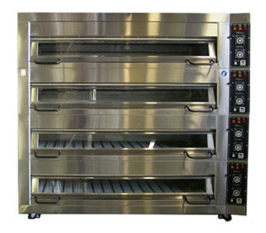 Electric Deck Oven 12 Tray