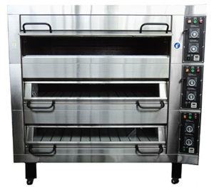 Electric Deck Oven 18 Tray