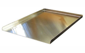 3 Sided Flat Baking Tray Gastronorm - OTA3-GN