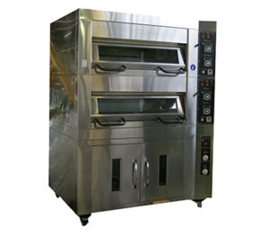 Electric Deck Oven 4 Tray