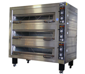 Electric Deck Oven 9 Tray