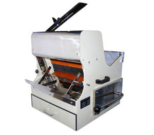 Bench Model Bread Slicer - BT803-15mm Thickness