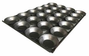 Round Pie Tin Trays