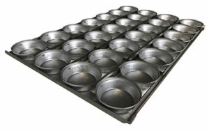 Pie Tray Round 16 Inch 3 Rows x 7 - Panglazed R22116P