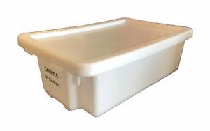 Lid To Suit Ingredient Tub, 32 Litres - No.7-Bin/Lid