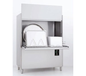 Hobart Ecomax Front Loading Series Utensil Washer - Ecomax700W