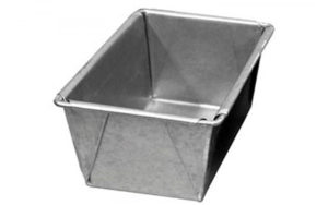 Bread Loaf Pan 340g - TBRE340