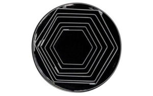 Cookie Cutters Hexagon Plain Set of 6 - CS6106