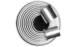 Cookie Cutters Round Set Of 11 - CS1111