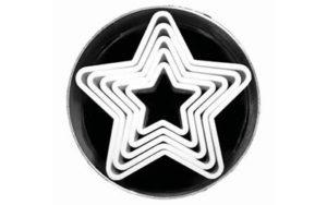 Star Cookie Cutter Plastic - CP70475