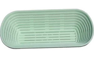 Plastic Proofing Basket Long 23cm - 3 ONLY AVAILABLE