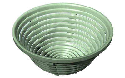 Plastic Proofing Basket Round
