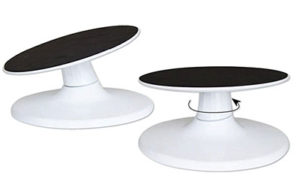 Tilting Turntable Cake Stand - LP22722