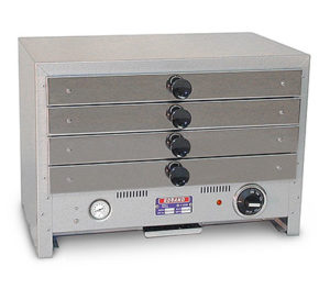 Roband Pie Warmer With Drawers - 40DT