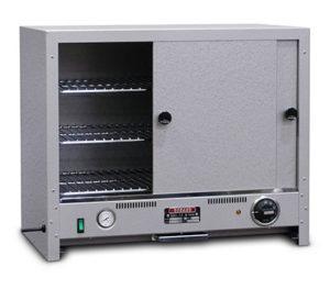 Roband Pie Warmer With Sliding Steel Doors - 83DT