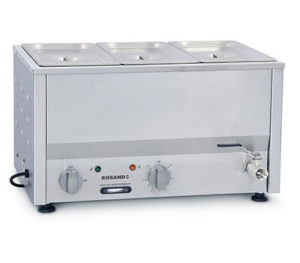 Roband Counter Top Hot Bain Marie - BM2B