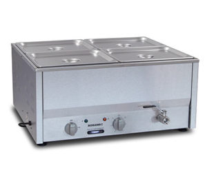 Roband Counter Top Hot Bain Marie - BM4A