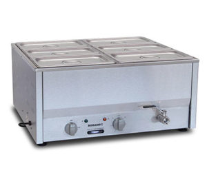 Roband Counter Top Hot Bain Marie - BM4C