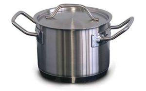 Forje Casserole Pot 2.4 Litres - High CH2