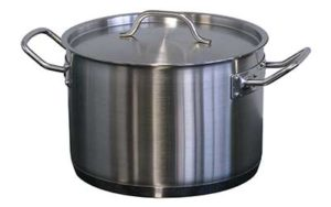 Forje Casserole Pot 11.1 Litres - High CH11