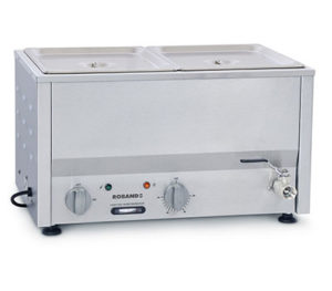 Roband Chocolate Bain Marie - Including Pans