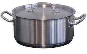 Forje Casserole Pots - Low