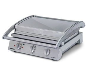 Roband Grill Station GSA810S - 8 Slices Non-Coated