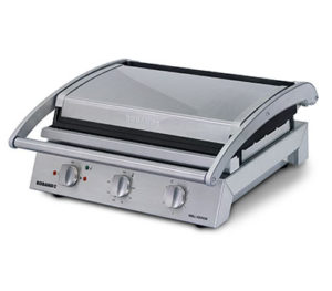 Roband Grill Station GSA810ST - 8 Slices Teflon Coated