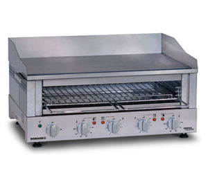 Roband Griddle Toaster Very High Production