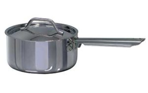 Forje Extreme Performance Saucepans - Low