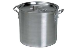 Heavy Duty Aluminium Stock Pot - WSP100/100 Litres