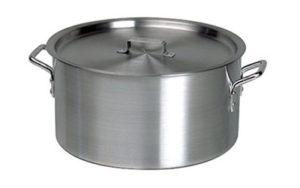Heavy Duty Aluminium Sauce Pots