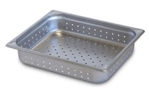 Perforated Steam Table Pan Half Size - Z12100-P