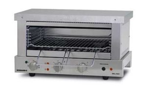 Roband Grill Max Wide Mouth Toaster 8 Slice Capacity