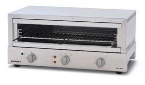 Roband Grill Max Toaster 15 Slice Capacity