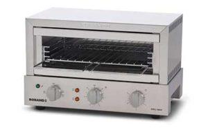 Roband Grill Max Toaster 6 Slice Capacity