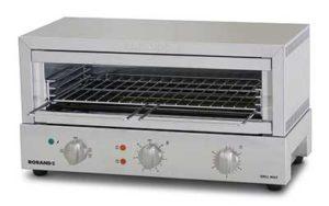 Roband Grill Max Toaster 8 Slice Capacity