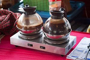 Coffee Pot Warmers