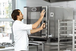 Food Service Convection Ovens