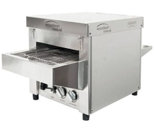 Woodson Starline Snack Master S10 Conveyor Oven - W.CVS.S.10