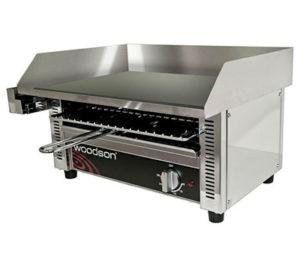 Woodson Griddle Toaster - W.GDT65