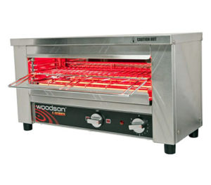 Woodson Toaster Griller Multi-Function - W.GTQI4