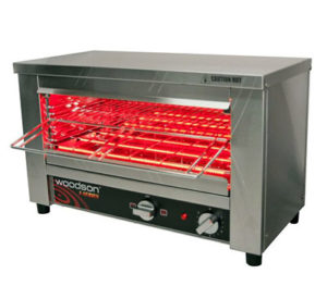 Woodson Toaster Griller Multi-Function - W.GTQI.8