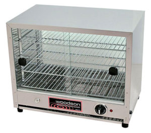 Woodson Pie & Food Display Warmer - W.PIA100G