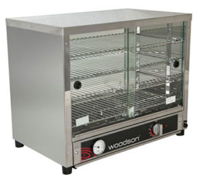Woodson Pie & Food Display Warmer - W.PIA50