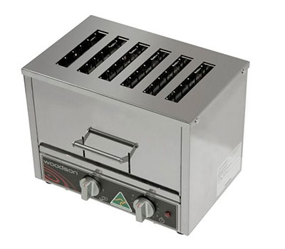 Woodson Vertical Toaster - W.TOV6