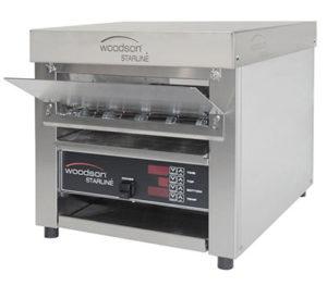 Woodson Starline Bun 25 Conveyor Oven - W.CVT.BUN.25